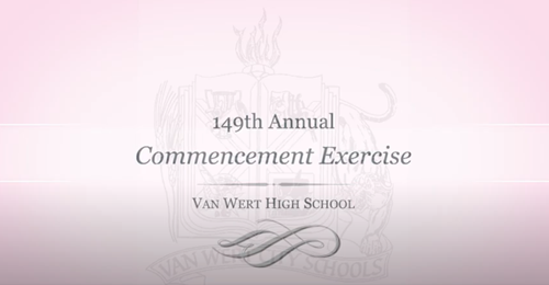 VWHS Commencement Video thumbnail