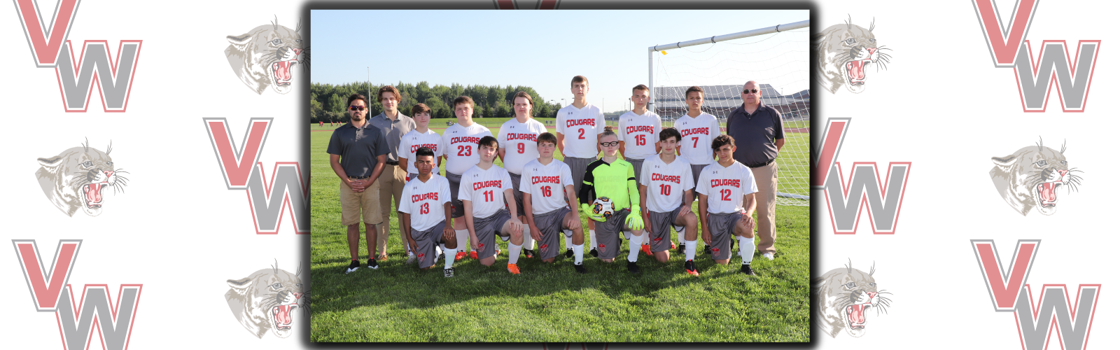 Boys soccer team picture